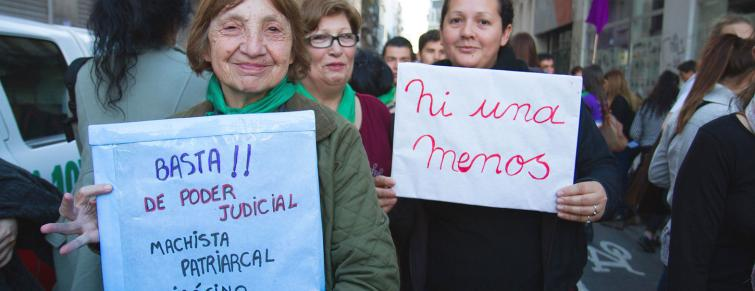 Tackling femicide in Argentina: a UN Resident Coordinator blog