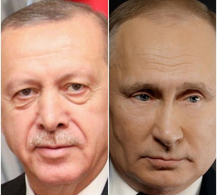 Erdogan invites Putin to participate in Syria's oil fields development