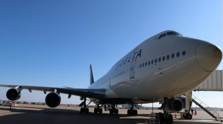 Delta Airlines applies for US aid amid expectations of a 90 pc drop revenue - CEO