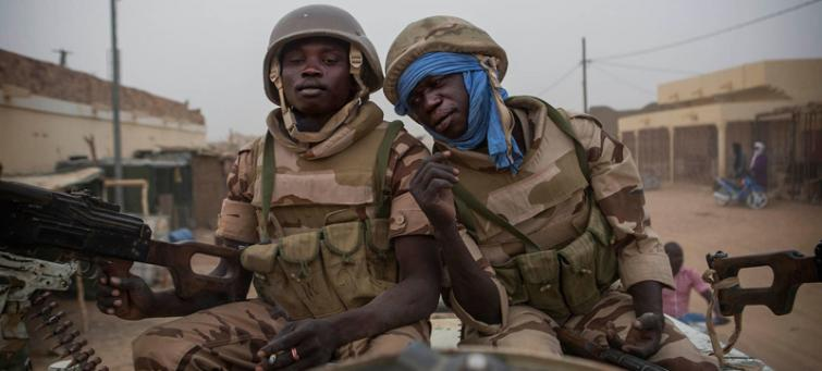 UN peacekeepers killed in improvised explosive attack in Mali