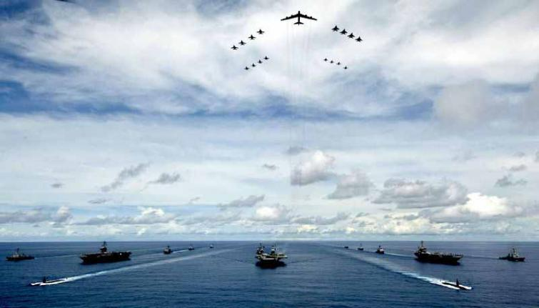 PLA drills on South China Sea: Philippines warns Beijing of 'severest response'