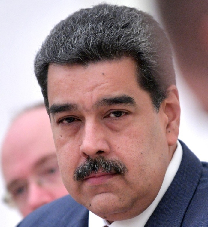 Venezuelan President Maduro Says Ready for Direct Dialogue With US, Guaido