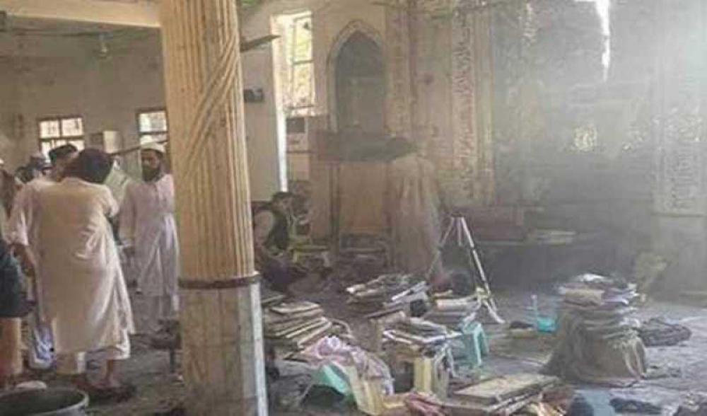 Pakistan: Blast rocks Peshawar madressah, 7 killed