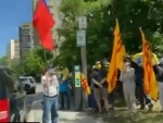 Toronto witnesses protest against Chinese communist regime