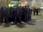 Sixty-two police personnel injured during France protests: Reports