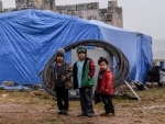 Syria: 'Massive waves of civilian displacement and loss of life must stop now': UN Special Envoy