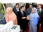 PM Sheikh Hasina inaugurates Dhaka International Trade Fair