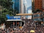 Hong Kong Police deploy tear gas to disperse anti-gov't protesters during clashes- Reports