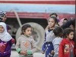 Syrian conflict has 'erased' children's dreams: new UN report