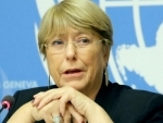 UN rights chief rejects killings acknowledged by Cameroon, and Iran's execution of child offenders