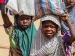 Conflict-hit Nigerian families living under COVID-19 lockdowns, on 'life-support'
