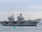 UK plans to send aircraft carrier to Asia Pacific as tensions with China rising - Reports