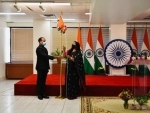 Consulate would do everything to make 'Home away from Home' for all Indians: Apoorva on 74th India's Independence Day