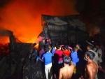 Bangladesh: 70 shanties gutted in Kalyanpur fire, 2 injured