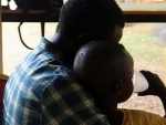 Son of slain UN aid worker in South Sudan freed and reunited with father