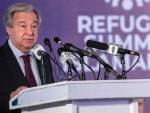 World must 'step up', match Pakistan's compassion for refugees, says UN chief