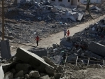 Israeli army artillery bombs Hamas lookout posts in Gaza: sources