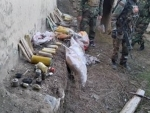 Afghanistan: Securityofficials seize IED factory during search operation inKhoghyani