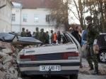 Earthquake of magnitude 6.3 jolts Croatia