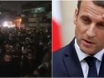 Pakistan witnesses massive anti-France demonstration, creates tension