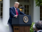 Donald Trump making progress in recovering from Covid-19: White House physician