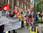 Sindhis, Pashtun, Gilgit and Baloch members protest in US on Pakistan Independence Day