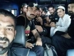 Pakistan: Peshawar police squad poses for selfie with murderer of blasphemy accused