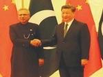 Xi Jinping writes to Pakistan president, talks of 'shared future'