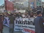 Afghanistan witnesses massive demonstration against Pakistan PM Imran Khan's visit