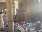 5 killed, many injured in blast in mosque in Pakistan's Peshawar