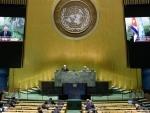 Unlike neoliberalism, coronavirus does not favour 'richest one per cent', Cuban President tells world leaders