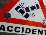Car crash kills 5, injures 6 in central Azerbaijan