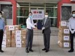 COVID-19: China provides medical equipment to Bangladesh