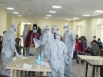 South Africa reports four more confirmed cases of COVID-19