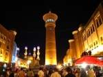 China: Public washroom constructed on razed mosque site in Xinjiang