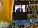 US delivering 'peace through strength': President Trump tells UN