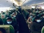 Over 300Bangladeshi people return home from China