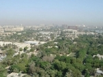 Iraq security forces cordoned off Baghdad's Green Zone after deadly US strikes