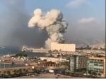 Massive explosion rocks Lebanon's capital Beirut, at least 50 dead