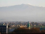 Azerbaijani Defense Ministry says city of Ganja under Armenian fire