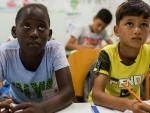 COVID-19: UN and partners work to ensure learning never stops for young refugees