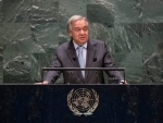 UN chief appeals for global solidarity at General Assembly, warns COVID is 'dress rehearsal' for challenges ahead