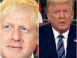 Boris Johnson, Donald Trump discuss Coronavirus pandemic