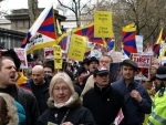 Geneva: Tibetans hold anti-China protest at UN complex