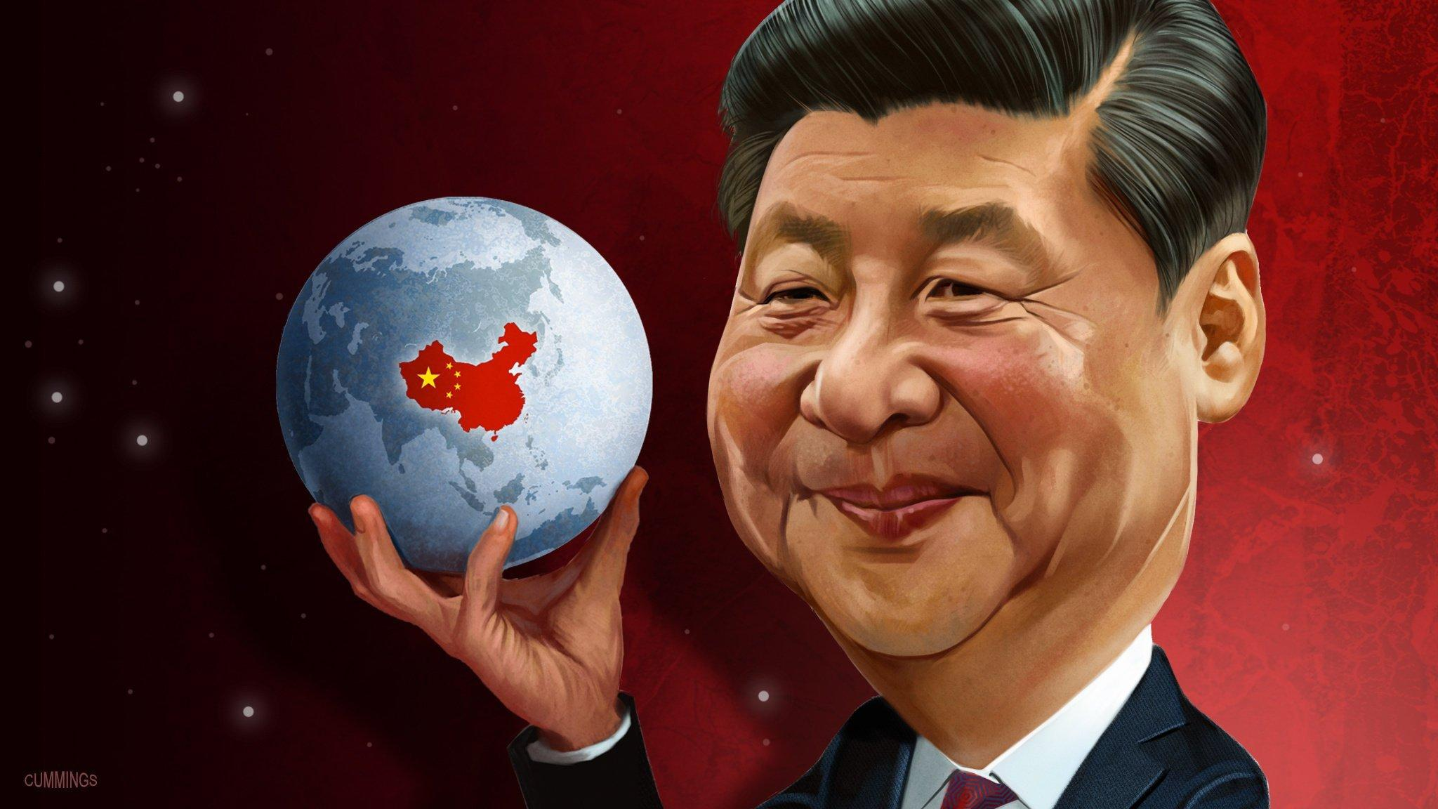 And now China is planning to sue think tanks and researchers