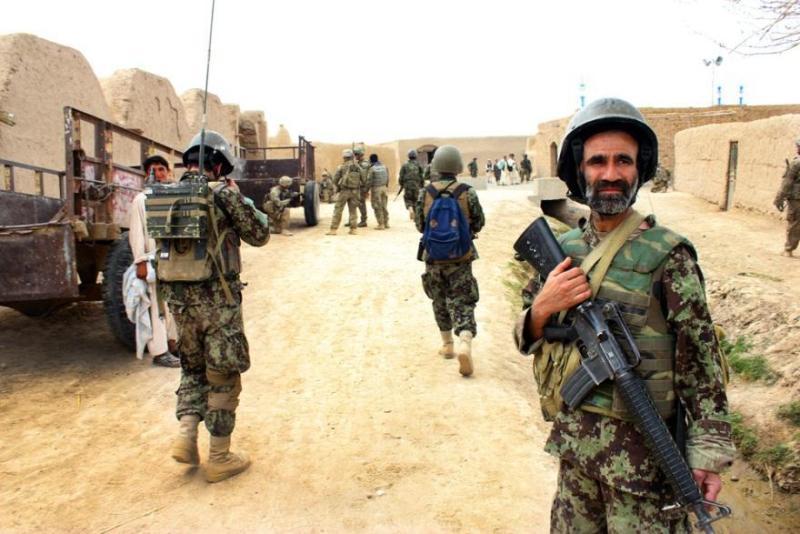 Taliban kills 16 afghan servicemen in Nangarhar province: Source