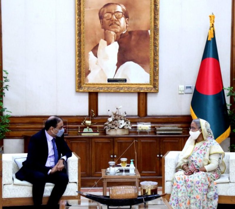 Bangladesh can't forget Pakistan's atrocities committed in 1971: Sheikh Hasina