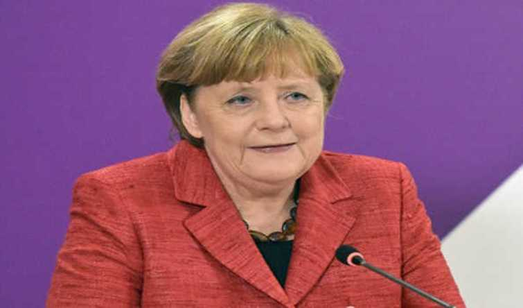 People must talk to those they disagree with: Merkel