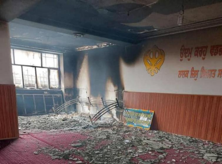 Afghanistan: Gunmen attack Sikh Gurudwara, 11 killed   Indiablooms ...