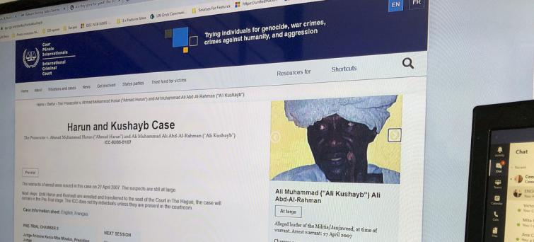 Arrest of Sudanese war crimes suspect 'extremely significant': UN rights chief